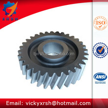 Custom Precision Large Steel Helical Gears From Tianjin