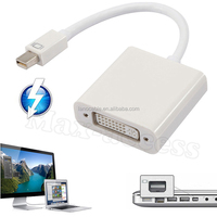 Wholesale Mini DisplayPort to DVI Cable Mini DP to DVI adapter