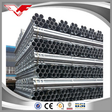 galvanized seamless steel pipe
