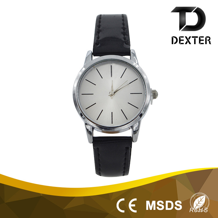 Cheapest wholesale womens leather strap multifunction watch