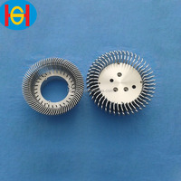 Supplier 6063 Led round Aluminum Extrusion Heat Sink Profiles