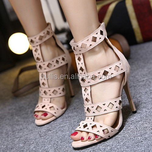 high heel shoes office shoes popular brand shoes PE4463