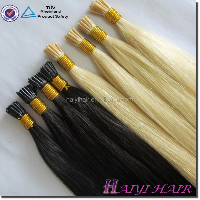 Fashion 2016 Wholesale i-tip stick hair extension