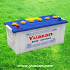 12V100AH Super Long Life Dry Charged Lead Acid Battery N100