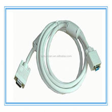 SZKUNCAN 2016 High quality 15 pin 3 meter 5 meters 10 meters awm wiring diagram 28awg vga to vga cable