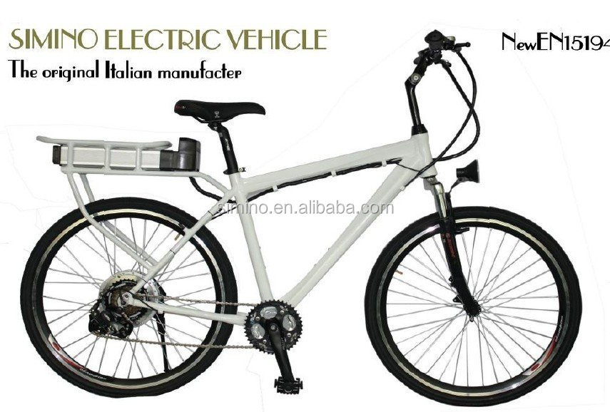 simino brushless electric bicycle New power