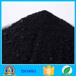 Sewage decolorization COD wood powdered activated carbon