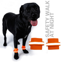 Redhill Night safety custom reflective wristband for jogging dog walking