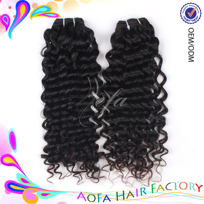 Tangle free 5A grade virgin malaysian hair weave