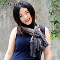 CX-S-130A Fashion Hot Sale Natural Supply Mink Fur Scarf