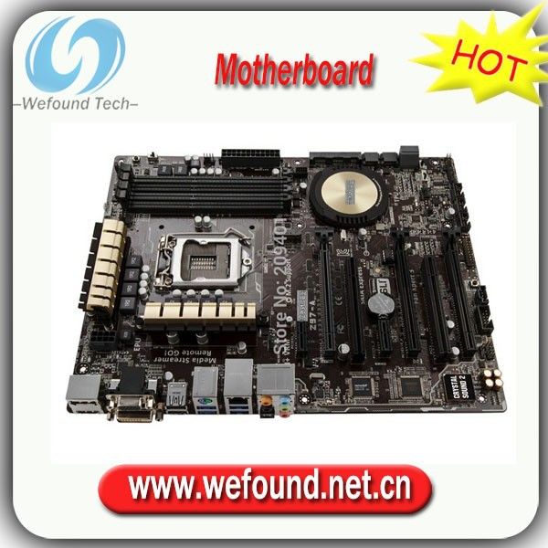 100%working For ASUS Z97-A Desktop Mainboard Motherboard LGA 1150 Z97 DDR3 100% Tested