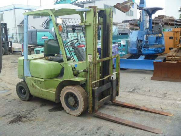 Mitsubishi FD20C-F18B00823/Forklift/- RICHLAND GROUP LIMITED