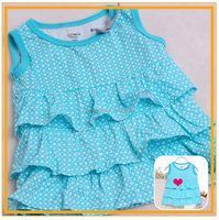 2016 latest style factory diect Wholesale baby girls dresses
