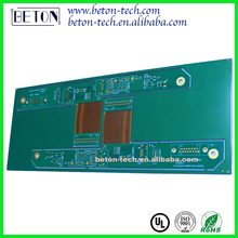 Flex Rigid PCB and Rigid Flex PCB High quality medical equipments 4 layers ENIG Rigid-Flex PCB