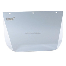 SPARE PC VISOR, CE EN166 ANSI Z87.1 Approved Clear Face Shield