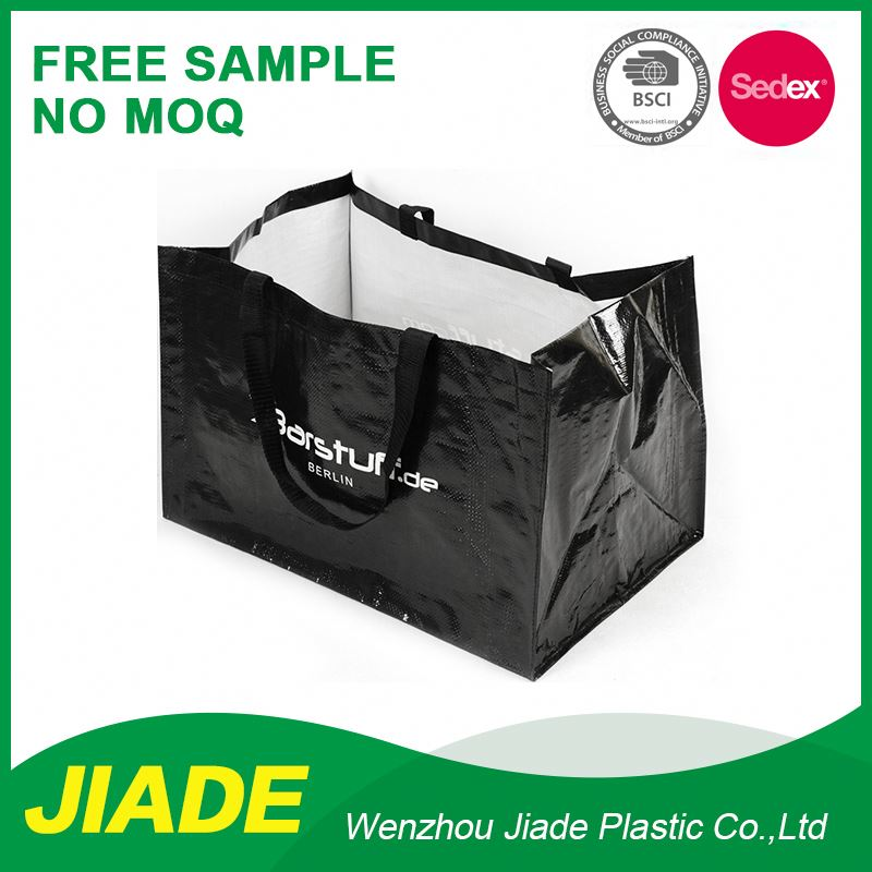 Finely Processed Superior Materials Wide Varieties Waterproof Cheap Needle Felt Shopping Bags