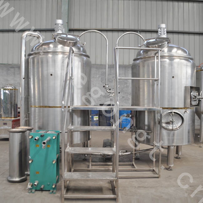 1000L stainless steel beer tanks for beer brewing used | degong