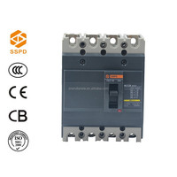 CEZC-100/4P 100A professional producing Moulded Case Circuit Breaker disjuntor