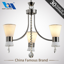 Factory outlet fashion style indoor crystal ball pendant light