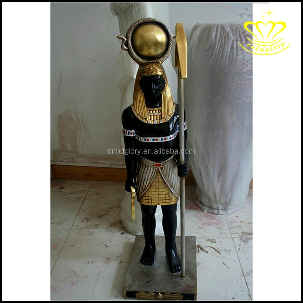 Osiris Mythological Egyptian God Statue Figurine for Sale