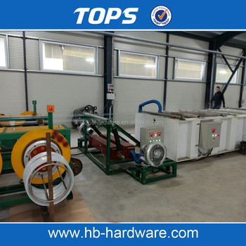 Electro Galvanized Wire Production Line BWG 22