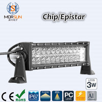 Manufacturer 13.5 inch offroad double row straight car led light bar, led off road led light bar, cheap led light bars
