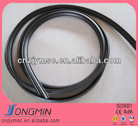 screen extrusion flexible rubber shower door magnetic sealing strip
