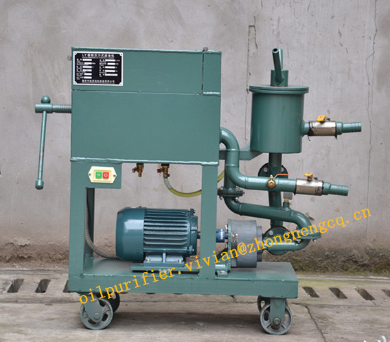 LY-100 All Kinds Of Oil Reconditioning Plant For Power Station;Oil Separation System;Oil Management Plant