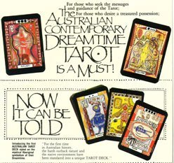 Australian Dreamtime Contemporary Tarot Cards