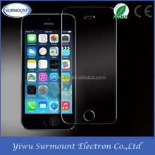 Wholesale Color Privacy Anti-peek 9H 0.33mm Tempered Glass Screen Protector for iphone4/5/6