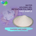 SAP Diaper Pad water retaining gel water retention absorbent polymer