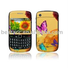 mobile phone skin sticker for Blackberry 8520