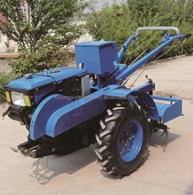 China 12hp mini hand walking tractor prices/china supplier