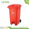 medical waste sort bin industrial garbage recycle office trash can