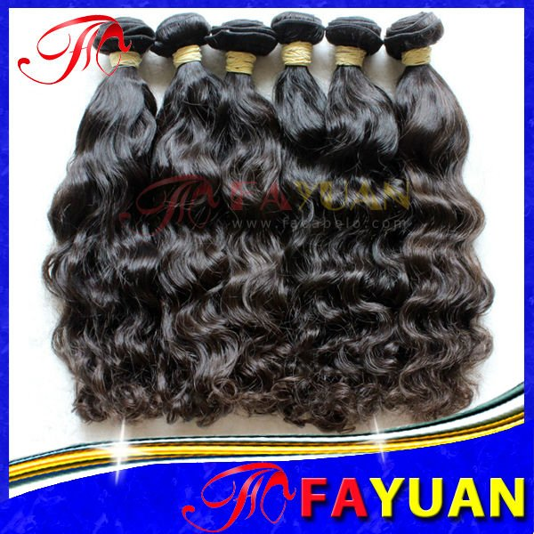 Tangle and shed free Remy Kinky Curly Hair Extensions