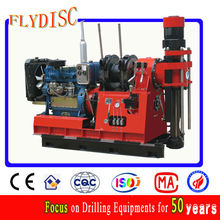 HGY-1000 wire-line borehole mineral exploration drilling rig equipment