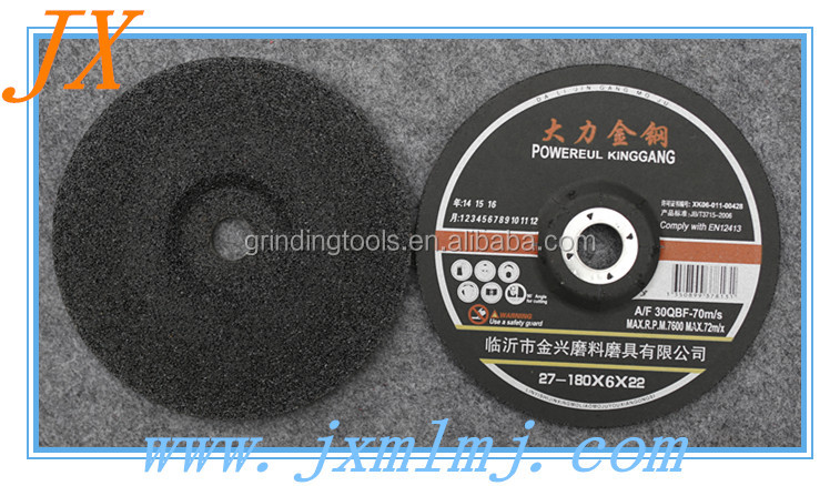 180mm diameter grinding wheel for stainless steel polishing and buffing