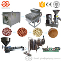 Machine For Nuts Butter Line Peanut Butter Processing Equipment