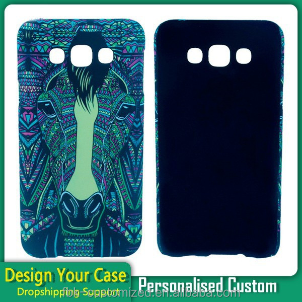 2016 Hot Custom design cell phone case for galaxy s3 Hand made PC Hard case customized logo printing