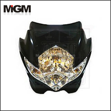 new motorcycle head lamp