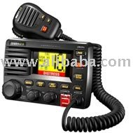 Um625c ES Series Vhf Radio With Hailer & Color Display