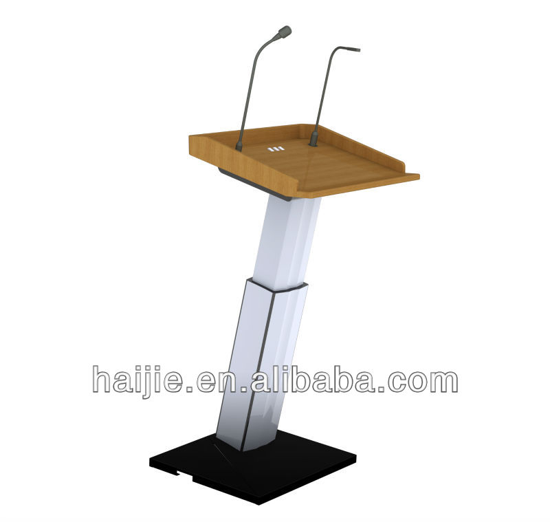 Digital podium/cabinet/lectern/rostrum/pulpit/teacher desk