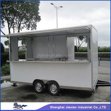 JX-FS420 mobile food service trailers for sale