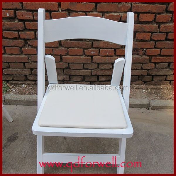 Natural clear lacquer Manual work / bamboo furniture folding chair in furniture