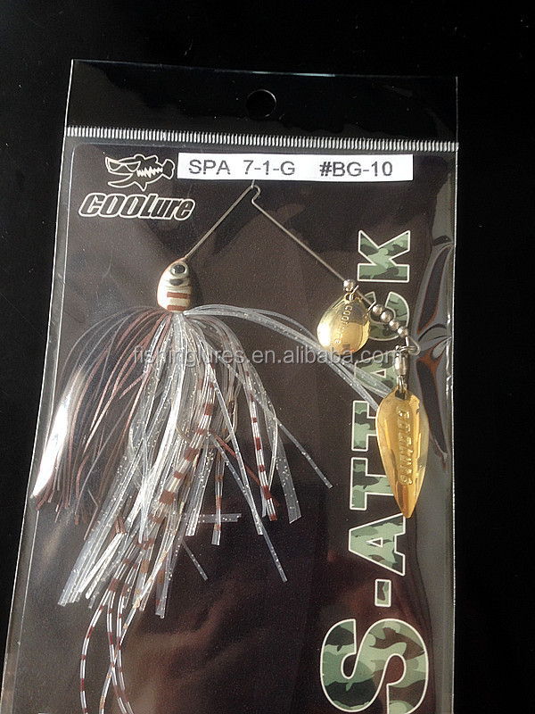 fishing silicone skirt, Spinner bait skirt