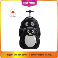 PC ABS suitcase trolley kids school bag China Supplier