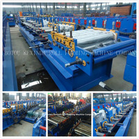 Leading Manufacturer of Galvanized Steel C Purlin Cold Roll Forming Machine steel profile metal roof truss