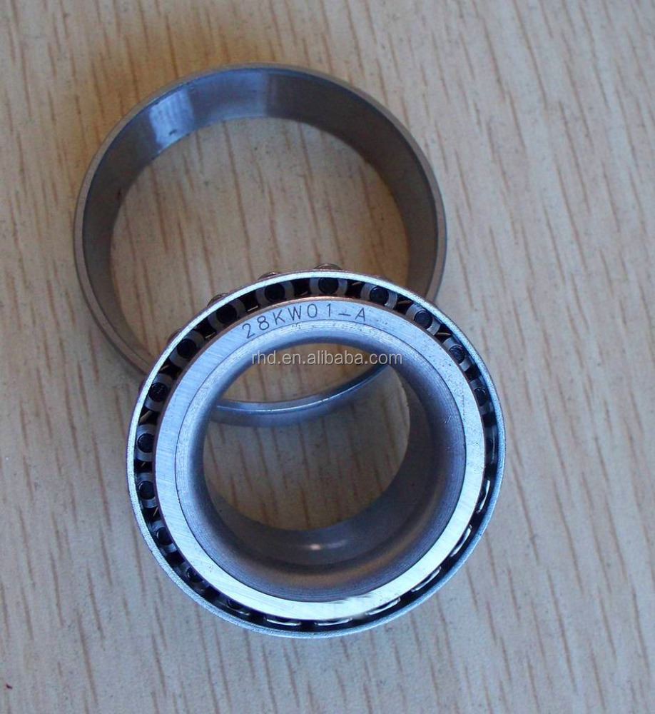 Inch bearing 28kw01 Tapered Roller Bearing 28x 50.292x14mm
