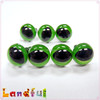 12mm Green Plastic Animal Eyes Craft Safety Cat Eyes