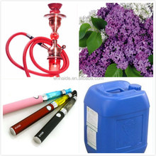 Plant flowers flavor fragrance and flavor of lilacs, hookah smoke in essence